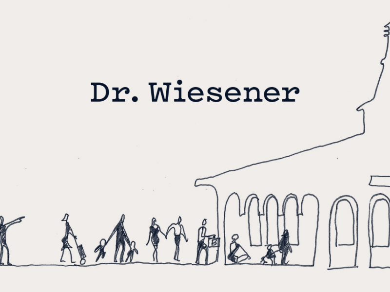 Mandagsakademiet: Dr. Wiesener spesial